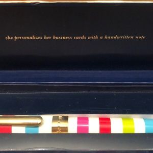 kate spade Accessories - Kate Spade Pen